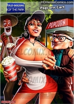Old Geezers Of The Park 2 – Popcorn Cart hentai comics porn