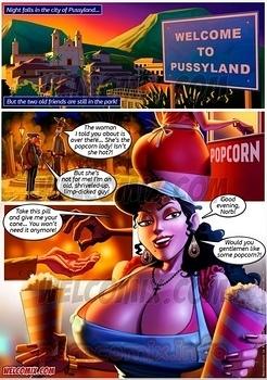 Old Geezers Of The Park 2 - Popcorn Cart 002 top hentais free