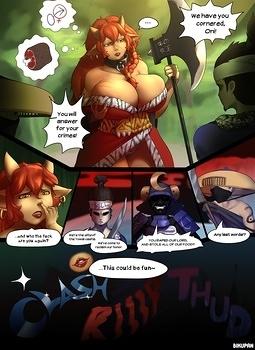 Oni-Excellia002 comics hentai porn