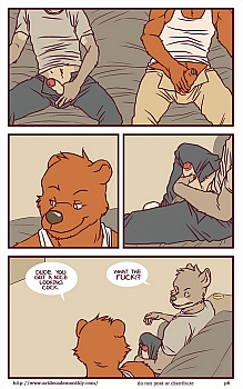 Only-If-You-Kiss007 free sex comic