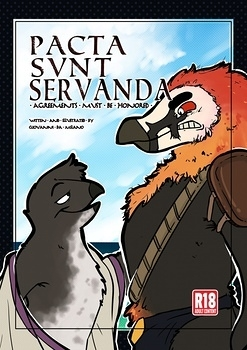 Pacta Svnt Servanda hentai comics porn