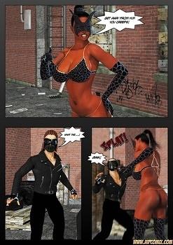 Panther-Girl-2007 hentai porn comics