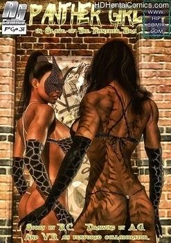Panther Girl 31 hentai comics porn