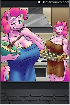 Pinkie Sense free porn comic