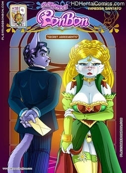 Pleasure Bon Bon 9 – Secret Agreements hentai comics porn