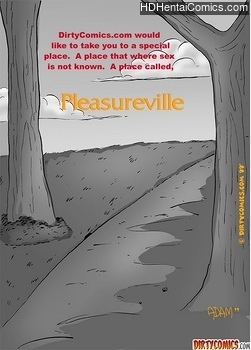 Pleasureville hentai comics porn