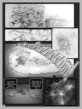 Pocket-Monsters-Garden-Of-Eden-2020 free sex comic