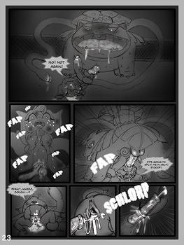 Pocket-Monsters-Garden-Of-Eden-2023 free sex comic