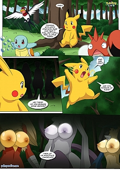 Pokemon-Female-Squad002 free sex comic
