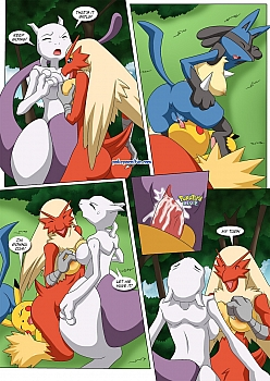 Pokemon-Female-Squad006 free sex comic