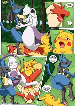 Pokemon-Female-Squad008 free sex comic