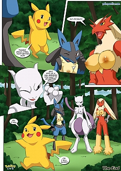 Pokemon-Female-Squad011 free sex comic