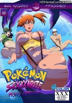 Pokemon Sexxxarite – Misty's Submission hentai comics porn