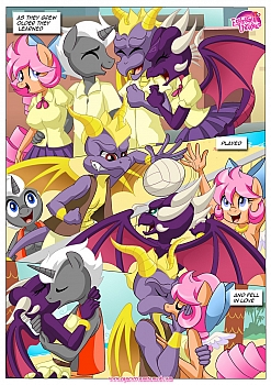 Power-Of-Dragon-Mating007 free sex comic