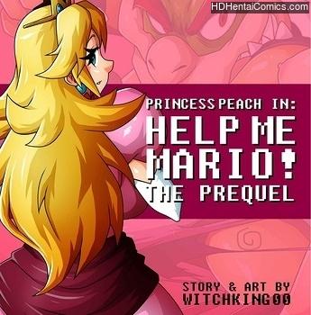 Princess Peach – Help Me Mario! free porn comic