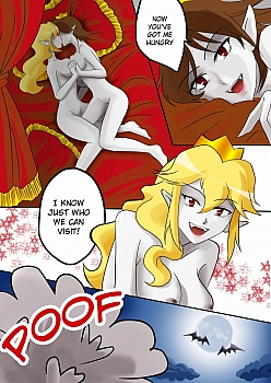 Princess-Peril-2003 free sex comic
