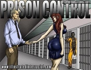 Prison Control porn hentai comics