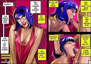 Punishing-Daughter002 hentai porn comics