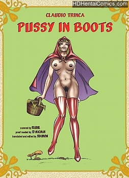 Pussy In Boots free porn comic