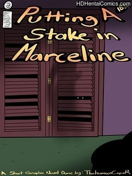 Putting A Stake In Marceline hentai comics porn