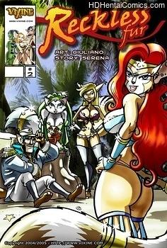 Reckless Fur 2 hentai comics porn