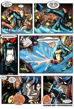Reckless-Fur-3020 hentai porn comics
