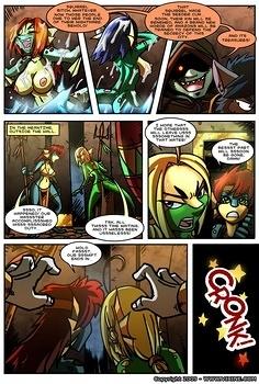 Reckless-Fur-3021 hentai porn comics