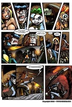 Reckless-Fur-3024 hentai porn comics
