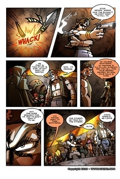 Reckless-Fur-3025 hentai porn comics