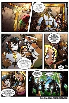 Reckless-Fur-3026 hentai porn comics