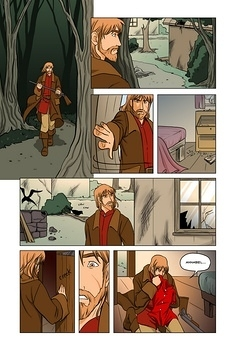 Riding-Hood-The-Wolf-And-The-Fox011 free sex comic