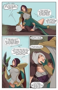 Riven And Fiora 002 top hentais free