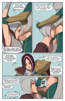 Riven And Fiora 003 top hentais free