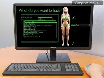 Robot-s-Touch099 hentai porn comics