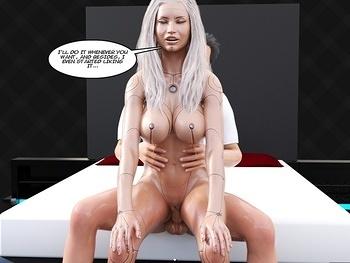 Robot-s-Touch109 hentai porn comics