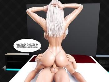 Robot-s-Touch125 hentai porn comics
