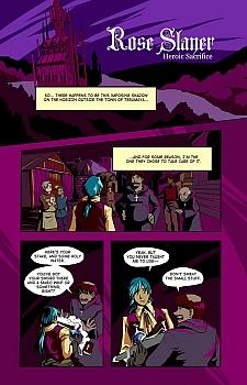Rose-Slayer-Heroic-Sacrifice002 free sex comic