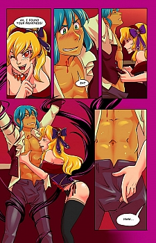 Rose-Slayer-Heroic-Sacrifice019 free sex comic