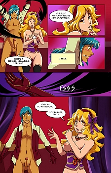 Rose-Slayer-Heroic-Sacrifice026 free sex comic