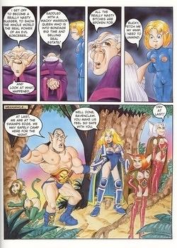 Saphire-2032 free sex comic