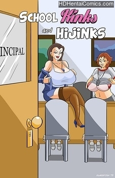 School Kinks And Hijinks 1 hentai comics porn