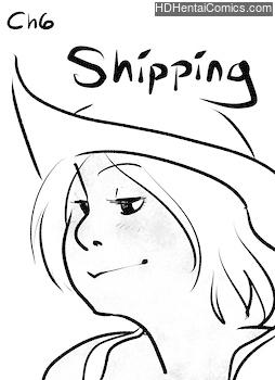 Scrub Diving 6 – Shipping hentai comics porn