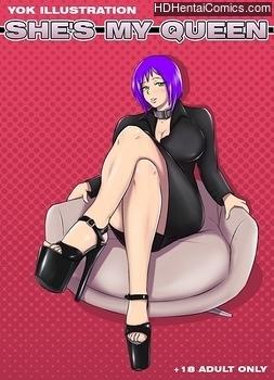 She's My Queen hentai comics porn