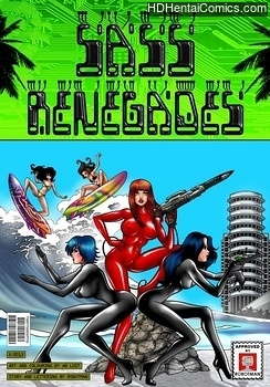 Shemale Android Sex Sirens – Renegades porn hentai comics