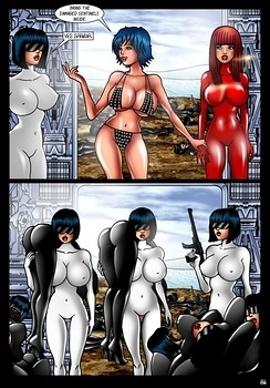 Shemale-Android-Sex-Sirens-Renegades082 comics hentai porn