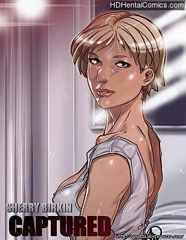 Sherry Birkin Captured free porn comic
