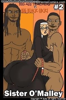 Sister O'Malley 2 hentai comics porn