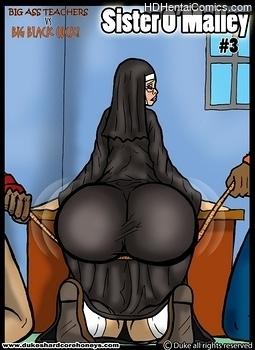Sister O'Malley 3 hentai comics porn
