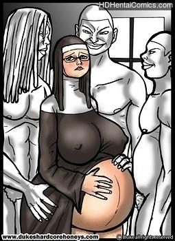 Sister O'Malley 5 hentai comics porn