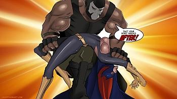 Slave Crisis 2 – The Dark Maiden porn comic